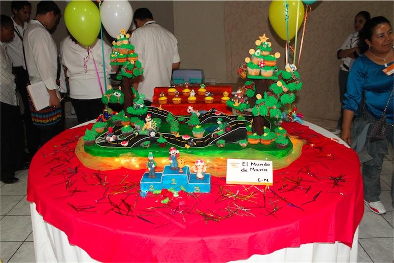 Guatemala Feria Alimentaria Decoración De Pasteles Feria