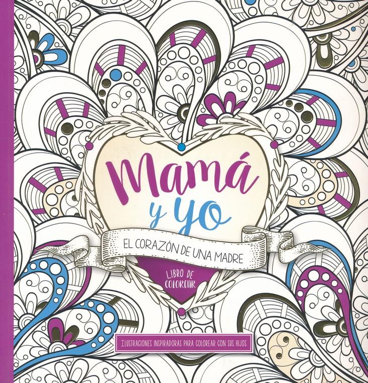 Guatemala: Libreria Bautista: Niños: Mama y Yo - Libro De Colorear ...