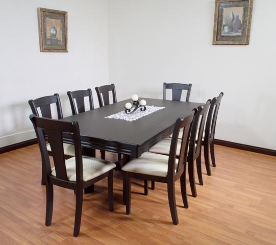 Guatemala muebles primiun productos comedores muebles for Comedores de madera nuevos