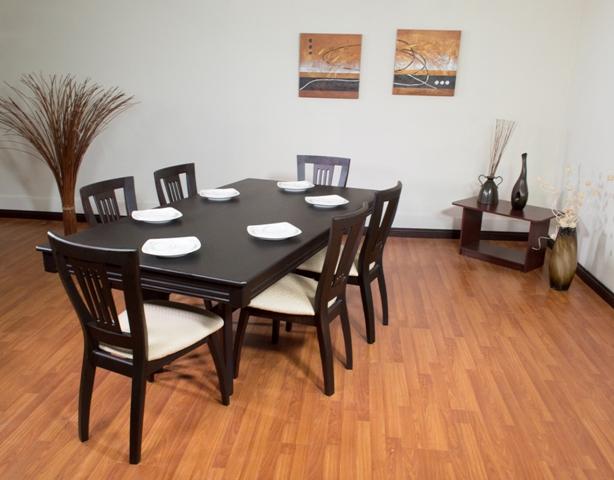 Guatemala muebles primiun productos comedores muebles for Comedores de madera cuadrados