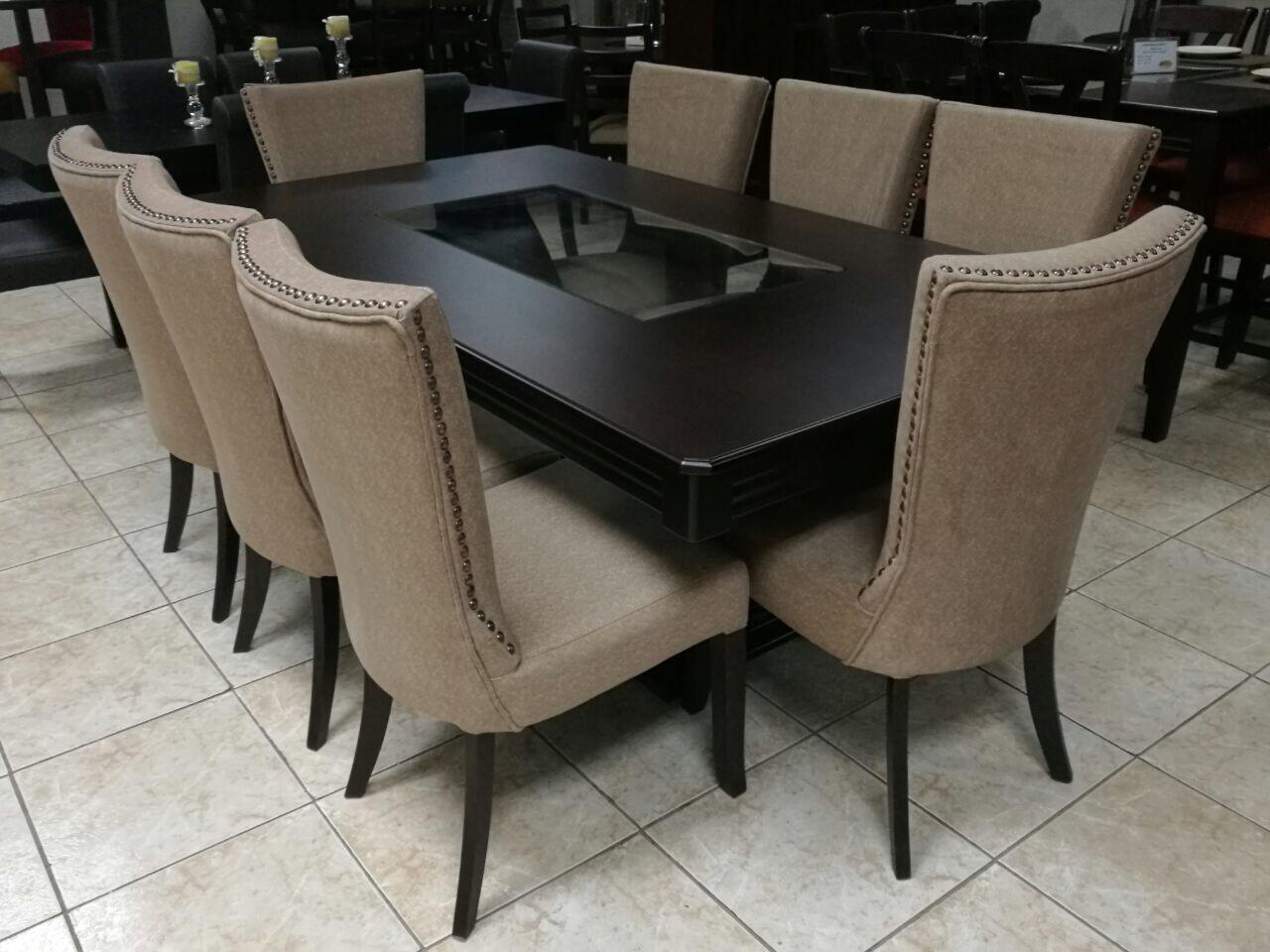 Guatemala muebles primiun productos comedores muebles for Ripley comedores 8 sillas
